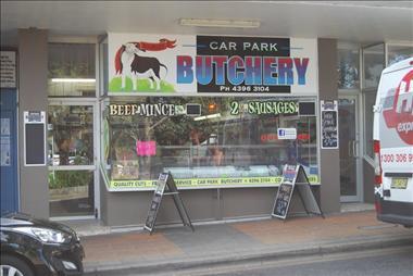 Quality Butcher Shop - Central Coast - NSW