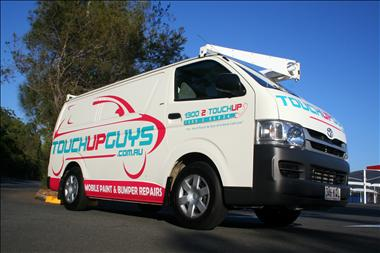 Touch Up Guys - South Brisbane - Franchisee Onsell - Established Business