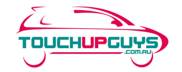 Touch Up Guys Logo