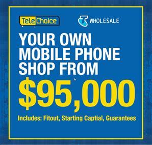 TeleChoice License Kiosk - Cranbourne (Telstra Wholesale, Telco)