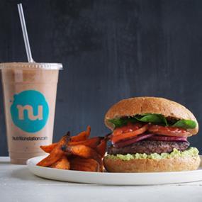 Health Food Cafe Franchise
