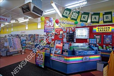 NEWSAGENCY - QLD Sthn Country with Freehold - ID# 1013490