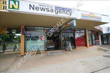 NEWSAGENCY - Central QLD Coast - Great lease with modern shopfit-ID#974929