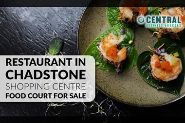 Restaurant in Chadstone Shopping Centre Food Court for Sale
