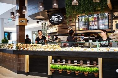 Soul Origin | Casuarina Square - Darwin | Healthy Fast Food & Coffee Excellence