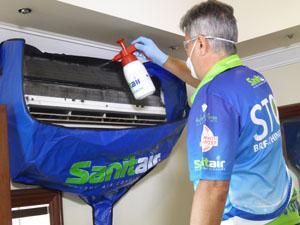 SANITAIR AWARD WINNING AIRCON CLEANING & SANITISING  - Just $4995.00 Inc GST