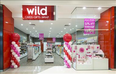 Wild Cards & Gifts retail franchise | Warringah Mall