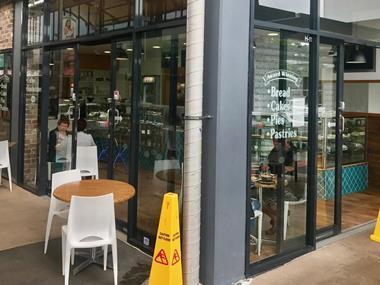 Coffee Shop Patisserie NO BAKING