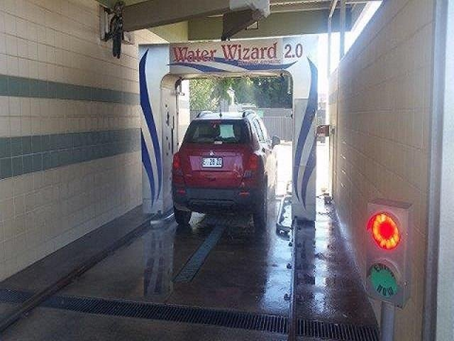 Cash Flow Business with Freehold Property, Car Wash Tasmania