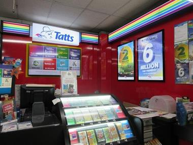 POST, TATTS AND SUB-NEWSAGENCY - NORTHERN - GJA