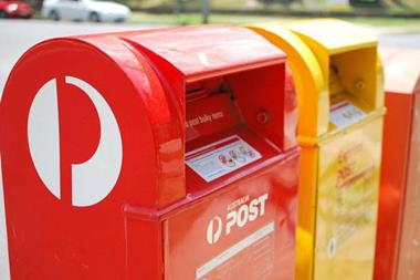 POST OFFICE - GEELONG AREA - GJA