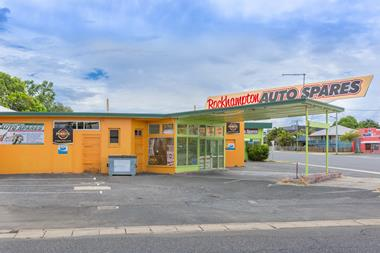 SPARE PARTS BUSINESS  - MAJOR ROCKHAMPTON CENTRE - PRICED TO SELL