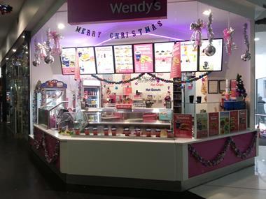 Wendy's Allenstown Plaza