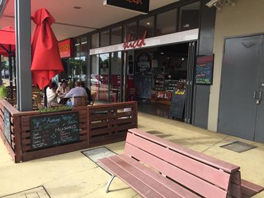 Sliced Cafe - Rosebud Plaza