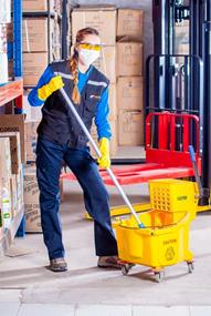Home Based Cleaning Business for Sale