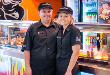 Bucking Bull Roast Experts- Fast Food Franchise- Campbelltown