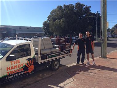 The Handy Truck: Earn up to $3K per week from a Ute, Van or Small Truck