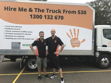 The Handy Truck: Earn up to $3K p/wk from a Van or Small Truck. Work Guaranteed.