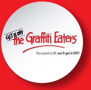 Graffiti Eaters Logo