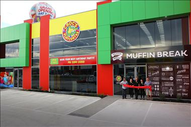 New & Exciting Sydney Kids Playcentre for Sale. Crocs Playcentre Gregory Hills