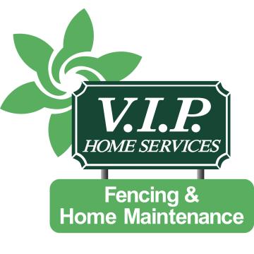 V.I.P. Home Services - Fencing & Home Maintenance Logo