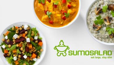 GRAB AN OPPORTUNITY FRANCHISE  SUMO SALAD  Heart of CBD 5 Days, Salads  Healthy