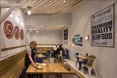 Successful Fish & Chips takeaway / eat in restaurant now Franchising!