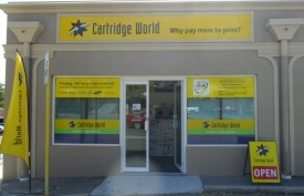 Cartridge World IT Printers-Ink-Toners-Established Franchise For Sale-Fantastic