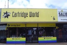 Cartridge World IT Printers-Ink-Toners- Established Franchise For Sale