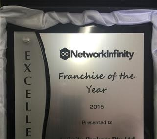 Network Infinity QLD Master Franchise / Area Developer