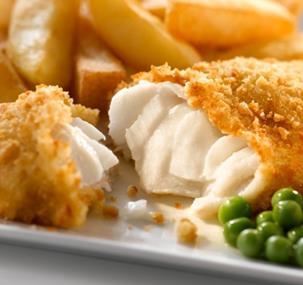 FISH & CHIPS -- REGIONAL AREA -- #4080107
