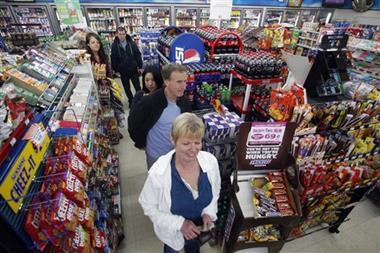 Convenience Store CBD, cash business