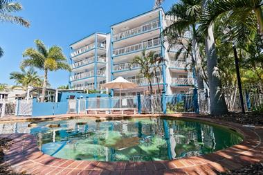 Luxury Holiday Apartments, Hervey Bay. Management Rights for Sale $ 1,600,000.