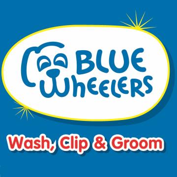 Blue Wheelers Logo