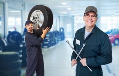 Petrol Station Tyre Fitting, Workshop Wide-Bay/Burnett RegionRef:3177