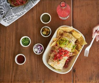 Love Mexican food? Join the fastest growing QSR brand in 2015.