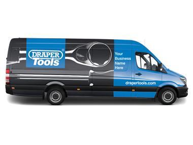 DRAPER TOOLS Mobile Van Business – AUTOMOTIVE, CAR, TRUCK, AVIATION, INDUSTRIAL