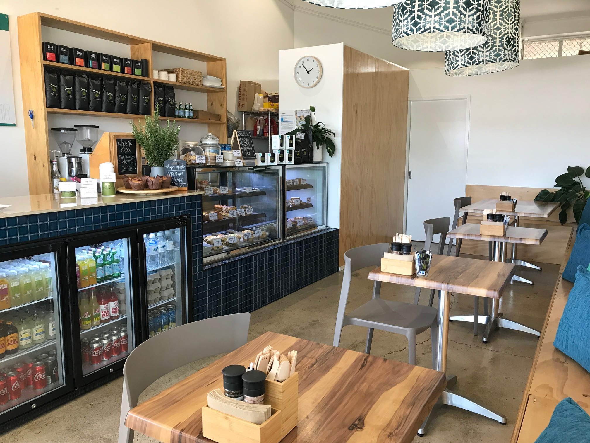 Five Day Espresso Cafe - Near New Fit Out