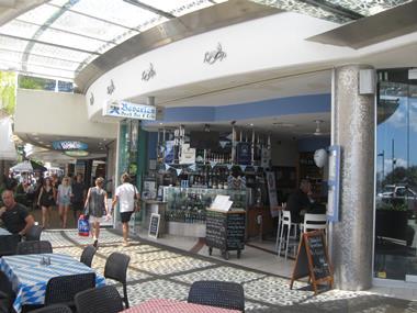 BAVARIAN BEACH BAR AND CAFE