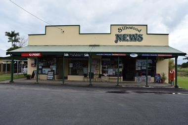 SILKWOOD NEWSAGENCY