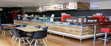FIRST TIME ON THE MARKET – NOODLE BOX FRANCHISE, EXCELLENT GOLD COAST LOCATION.