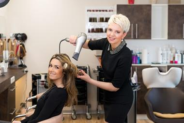 Hair salon for sale, Southport, Great first salon
