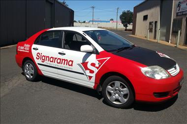 #1 top rated full service sign and graphics franchise Northern NSW