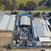 AUTO WRECKERS, RECYCLERS, REPAIR, AND SERVICING COMPANY FOR SALE MADDINGTON