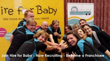 Hire for Baby Mackay