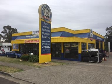 Bob Jane T-Marts Blacktown Franchise Opportunity (Tyres, Wheels & Batteries)