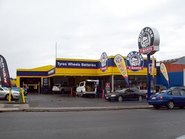 Bob Jane T-Marts Devonport Franchise Opportunity (Tyres, Wheels & Batteries)
