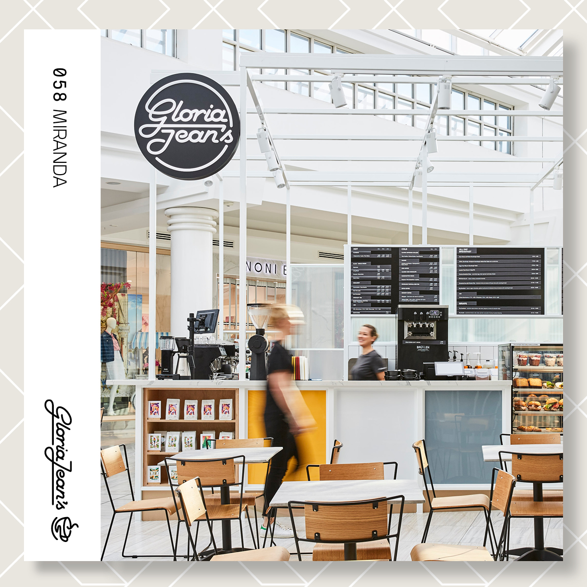 Gloria Jean's Coffees retail café & coffee shops available. Enquire now!