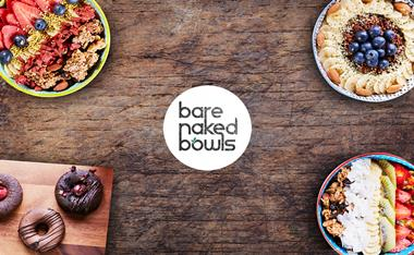 Bare Naked Bowls - Treat Yourself to Effortless Healthy Living - Sydney CBD