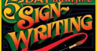 Reputable Sign Writing Business $260,000 + SAV